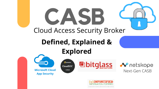 What is Cloud Access Security Broker (CASB)?