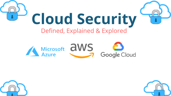 Cloud Security – Defined, Explained and Explored