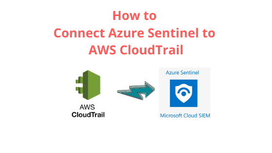 How to Connect Azure Sentinel to AWS CloudTrail
