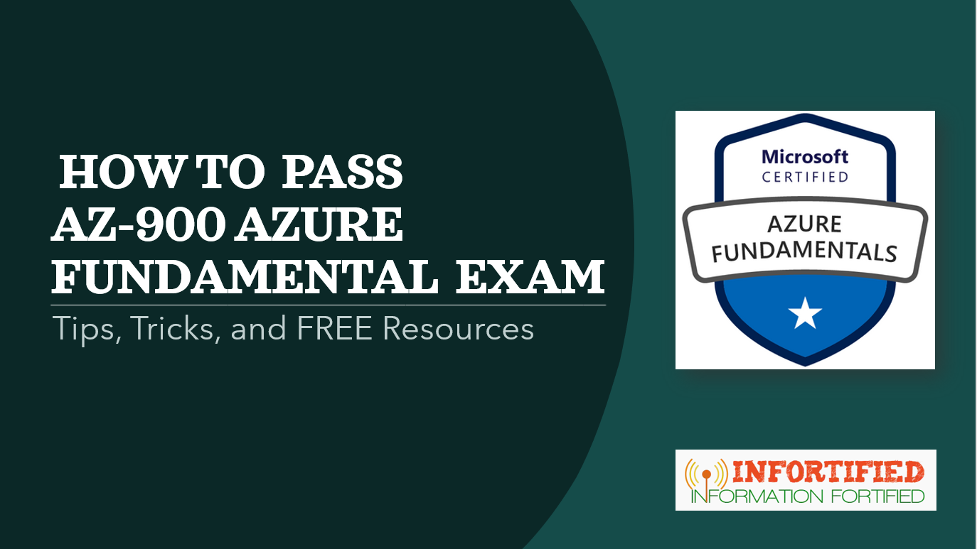 Read more about the article Pass AZ-900 Azure Fundamental Exam for FREE – Tips and Tricks